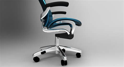 The Home Office porsche 911 inspired office chair rdesignsolutions