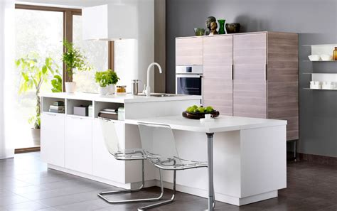 ikea white kitchen island cook and dine on a modern kitchen island ikea