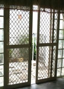 Sliding Glass Door Screen Limesh Sliding Screen Door
