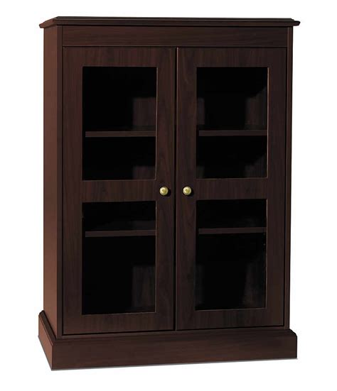 bookcase with door 94000 series bookcase with glass doors h94220 hon office