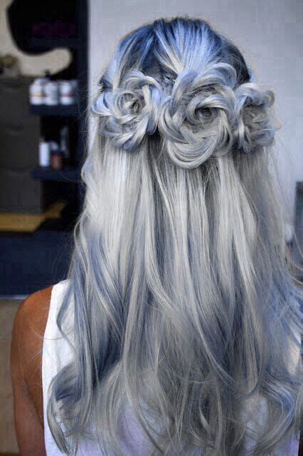 coloring hair gray trend name gray hair hair and new trends on pinterest