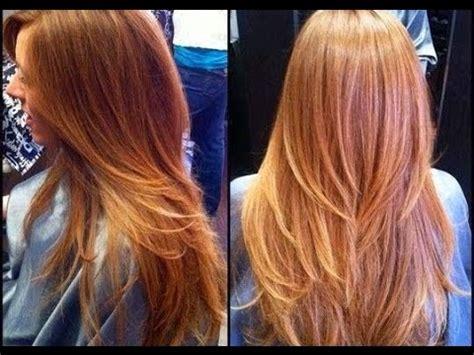 cortes de cabello largos modernos youtube cortes de cabello largo youtube