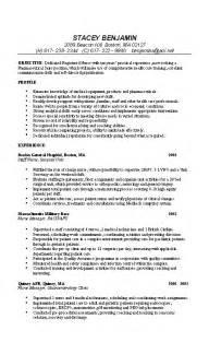 Rn Resume Exles by Resume Exle Professional Rn Resume