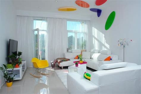16 ideas bringing bright room colors into modern interior modern apartment ideas bringing colorful dreams into