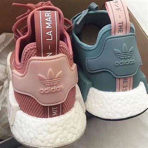 which one would you choose left or right www kaylaitsines app style shoes adidas