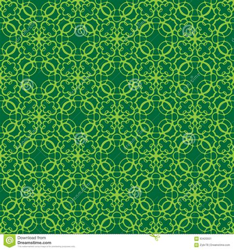 seamless pattern simple clipart vector of vector abstract simple organic seamless