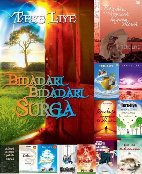 Novel Tere Liye Rindu Best Seller Indonesia penulis itu bernama tere liye nusaidaman