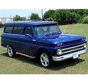 Chevrolet Suburban 1965 Review Amazing Pictures And