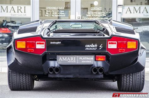 countach lamborghini for sale for sale 1983 lamborghini countach 5000s