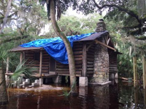 myakka river state park lifts log cabins   level