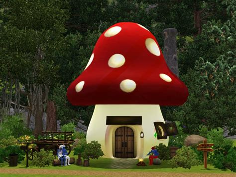 real house real smurf house www pixshark com images galleries