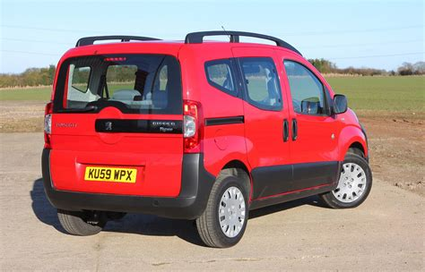 peugeot bipper peugeot bipper tepee estate review 2009 2014 parkers