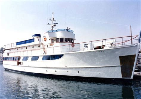 wild goose boat wild goose john wayne s yacht now on national register