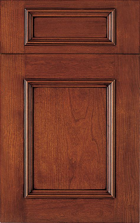 Brookhaven Cabinets by Springfield Recessed Wood Mode Custom Cabinetry