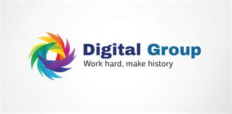 design a group logo digital group logomoose logo inspiration