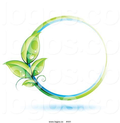 circle logo design swash blue green stock vector 254031382 royalty free go green stock logo designs