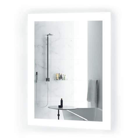 small led bathroom mirrors bijou small led bathroom mirror 15 inch x 20 inch