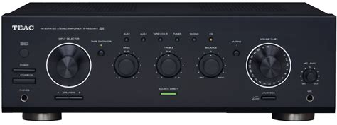 X Audio 2 by Teac Ar630mk2 2 X 60 Watt Rms Integrated Lifier With