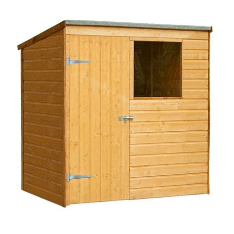 Shiplap Sheds 6 X 4 by 6 X 4 Pent Shiplap Tongue And Groove Shed Shedsfirst