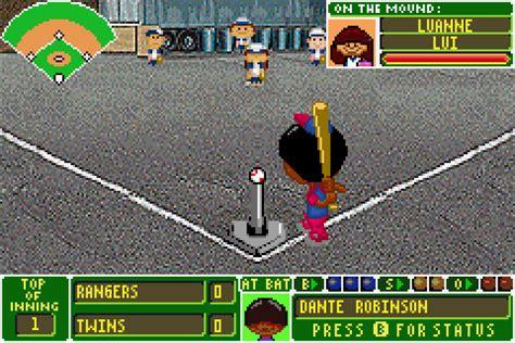 backyard baseball 07 backyard baseball download game gamefabrique