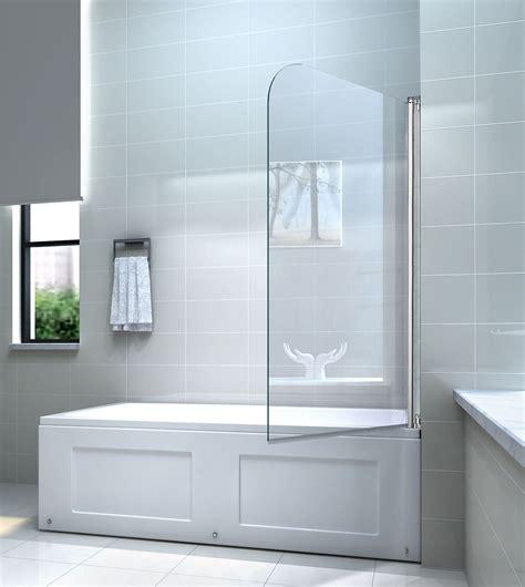 badewannen duschwand glas 6mm glas duschwand f 252 r badewannen badewannenaufsatz