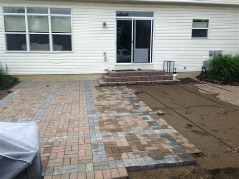 Great Images Of Patio Paver Easy Ideas All Home Design Easy Paver Patio