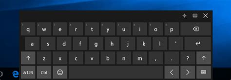 windows 10 keyboard layout login screen how to use the on screen keyboard on windows 7 8 and 10