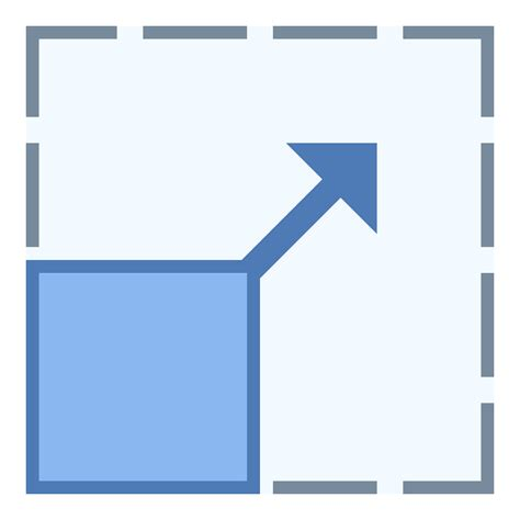 downsize image resize icon free download at icons8