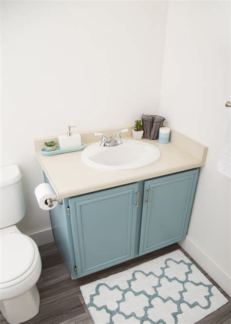 can you use satin paint in a bathroom 5 tips for painting cabinets