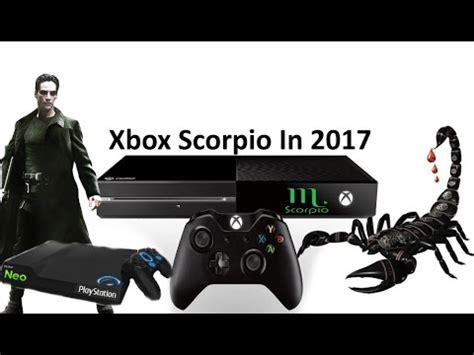 xbox neo report xbox one slim this year xbox scorpio more powerful than ps4 neo next year