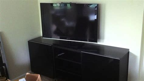 ikea tv stand besta ikea besta tv stand assembly service in dc md va by dave
