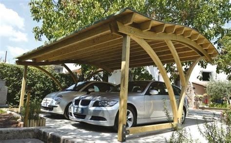 freistehenden carport bauen carport selber bauen mehr als 70 ideen und