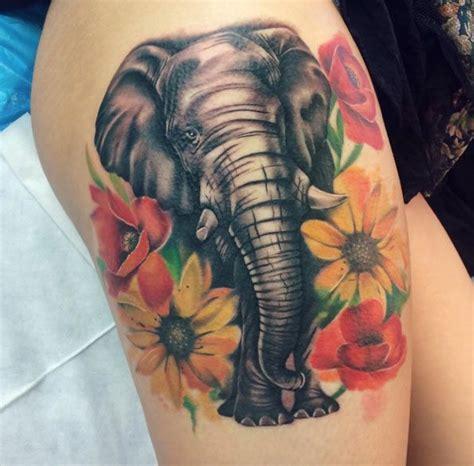 elephant tattoo vegas 51 exceptional elephant tattoo designs ideas elephant