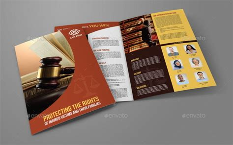 firm brochure template firm bi fold brochure template by owpictures