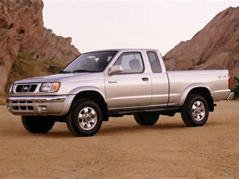 1999 nissan frontier specs safety rating mpg carsdirect