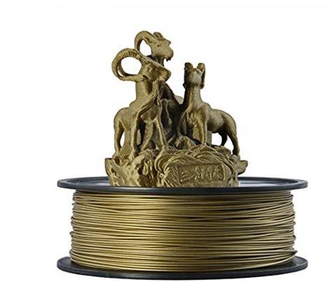 Afnia Top Azhima 2 esun bronze filament 1 75mm 0 5kg 1 1lb spool for makerbot import it all