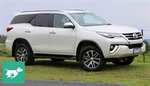 Toyota Fortuner 2016 Toyota Fortuner Review Doovi