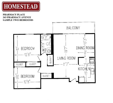 pharmacy floor plans pharmacy place homestead