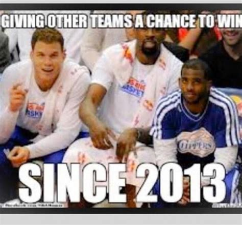 La Clippers Memes - kings meet the matts