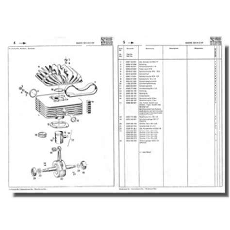 Sachs Motor 501 4 Ckf by Schreiber Zweiradshop De Ersatzteilliste Sachs 501 4 Ckf