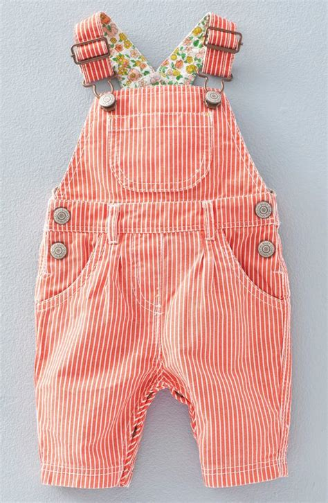 Baby Overalls Stripes Brown Mini Boden Stripe Overalls Baby Toddler