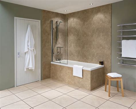 shower instead of bath why you should purchase shower panels instead of tiles