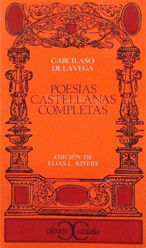 poesias castellanas completas poes 237 as castellanas completas girol books