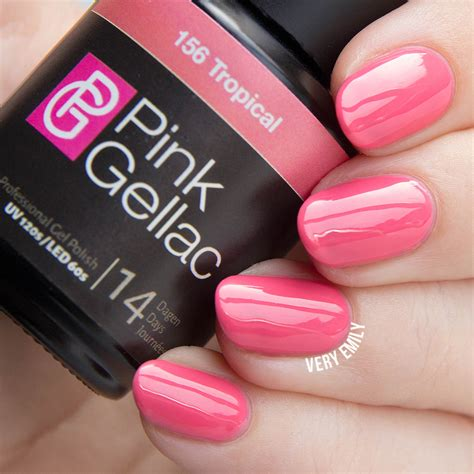 gel nagellak merken pink gellac gel nagellak review led starter set