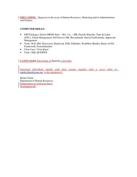 Oracle Functional Consultant Cover Letter by Dubai Resources Browse Info On Dubai Resources Citiviu