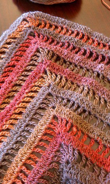 Easy Free the lydia shawl free easy crochet pattern chart