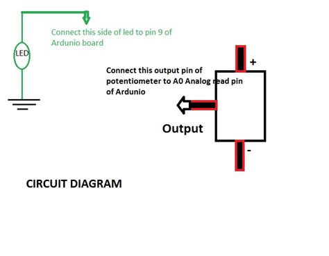led variable resistor circuit led variable resistor circuit 28 images working with leds and resistors danielandrade net
