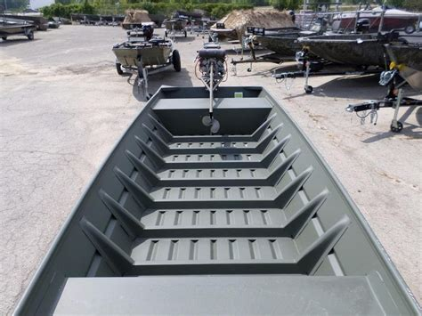used flat bottom boat trailer for sale 2015 used alweld flat bottom ss jon boat for sale 5 995