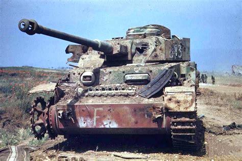 Pëzâ немецкий средний танк панцеркампфваген Iv т 4