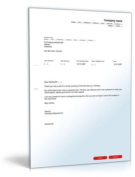 Musterbrief Einladung Eigentümerversammlung Dankschreiben Nach Einladung Englisch Musterbrief Zum